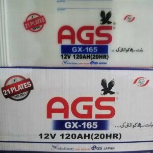 ags 165